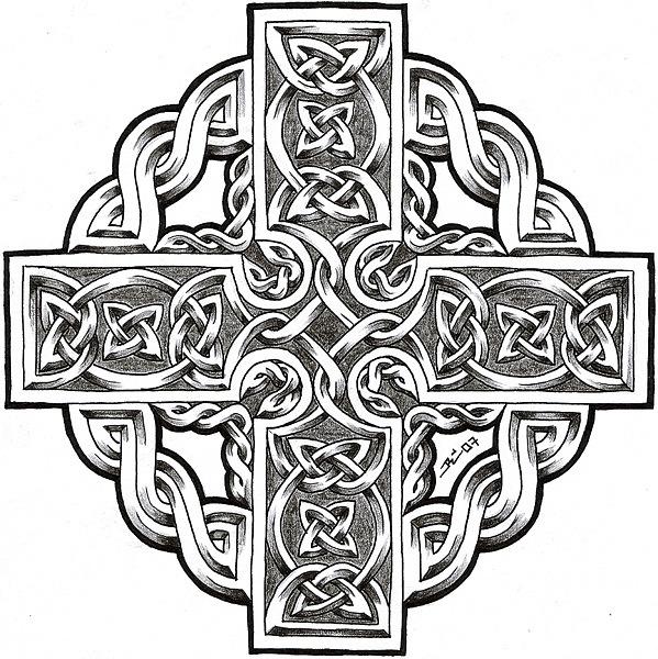 фото кельтских узоров.